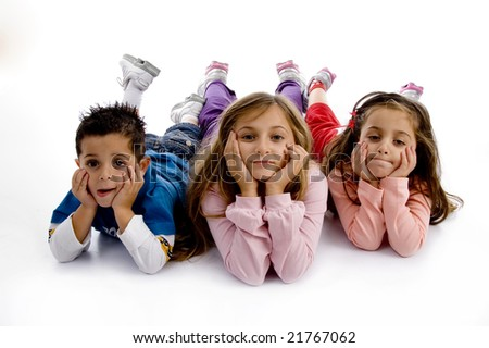Sibling Posing Ideas http://www.shutterstock.com/pic-21767062/stock-photo-posing-cute-little-siblings-looking-at-camera-on-an-isolated-background.html