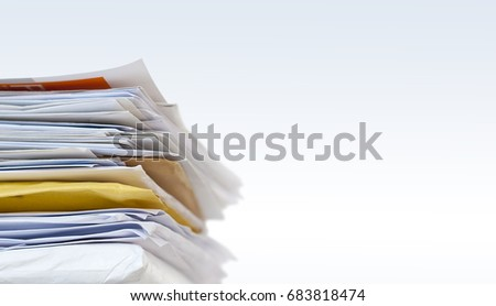 Post letters mails #683818474