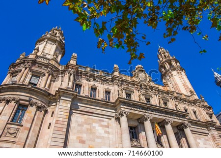 Spanish Style Office Building Images and Stock Photos - Page