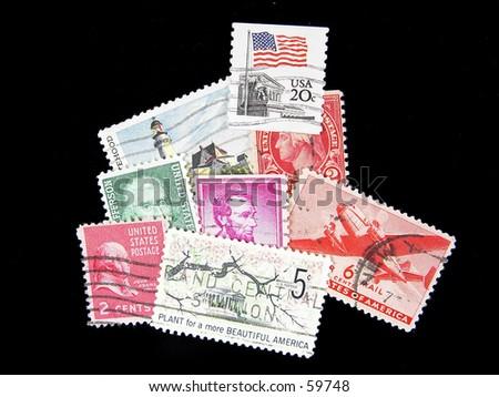Postae Stamps