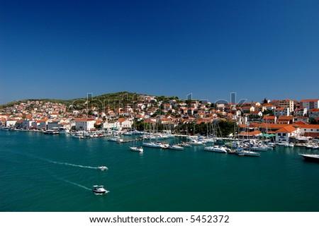 Postcard from Trogir, Croatia