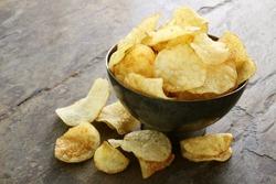 potato crisp chips