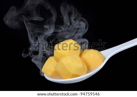 Potatoes Stock foto ©