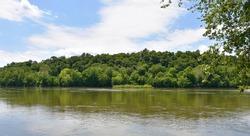 Potomac River, Chesapeake and Ohio Canal National Historical Park, Maryland, USA