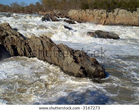 Potomac River - Great Falls National Park near Washington DC