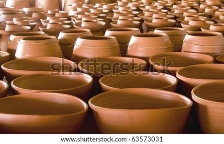 Pottery Cylinder
