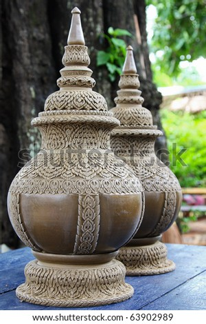 Pottery of Thailand