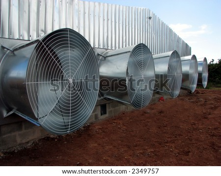 Poultry House Fans
