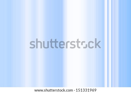 Powder Blue and White Striped Background