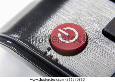 Power button on remote #266370953