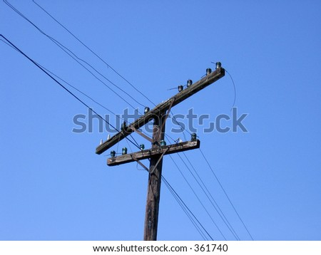Power Cable Tower