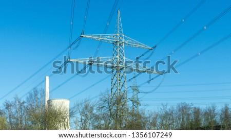 Power coal power plant.