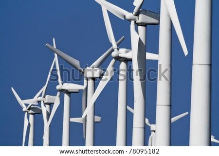 Power Generating Wind Turbines / Windmills