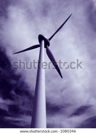 power industry - stock photo