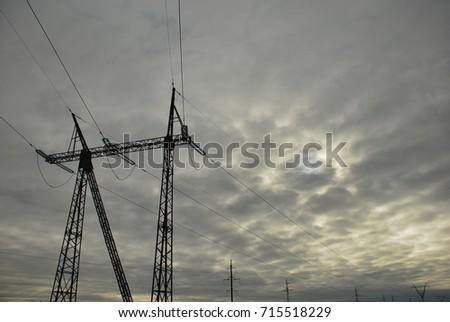 Power line  #715518229