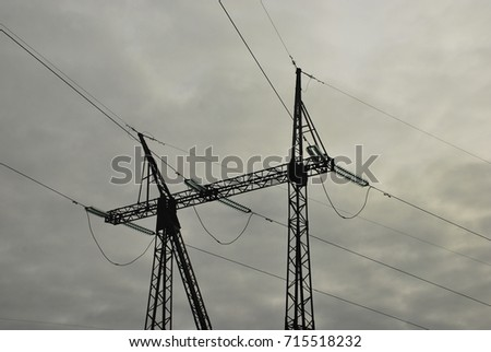 Power line  #715518232