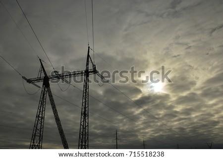 Power line  #715518238