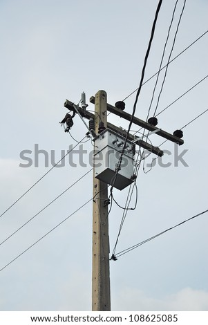 Power lines - Power Transmission Lines