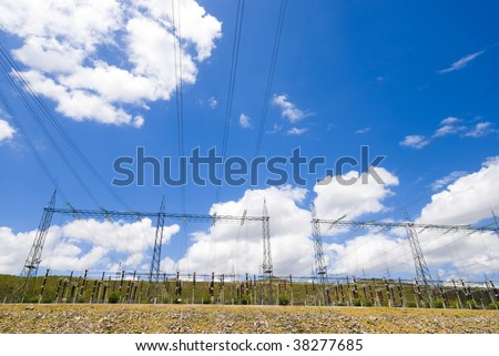 Power Lines station .