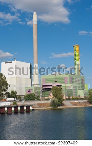 Power plant #59307409