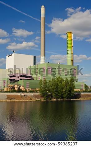 Power plant #59365237