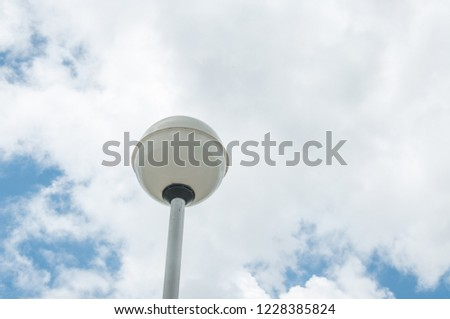Power poles and circular poles