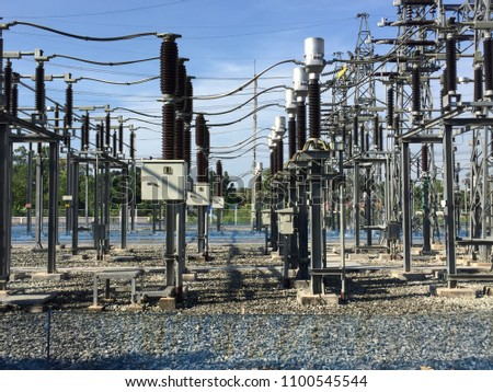 Power station for power supply #1100545544