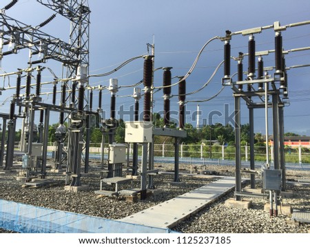 Power station for power supply #1125237185