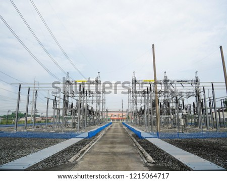 Power station for power supply #1215064717