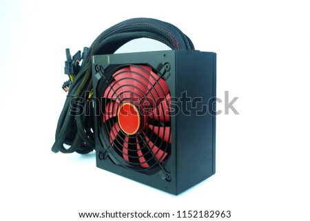 free photos the computer fan of white colour on a black background rh avopix com Electrical Wiring Red Black Green Fan Wiring Red Black White