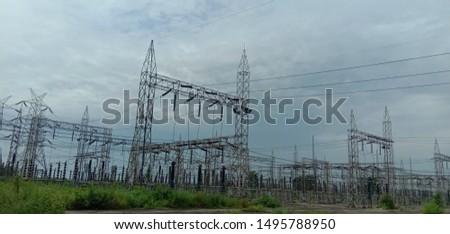 power switchyard, power distribution system #1495788950