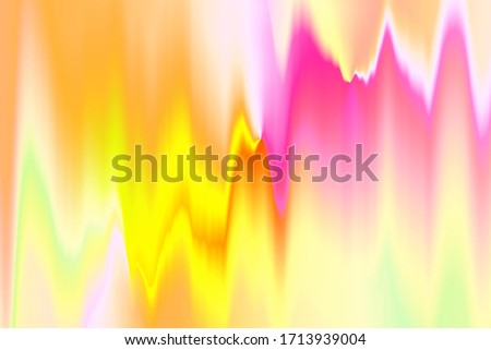 Powerful music blast energized moving curve waves effects elements stripes frequency abstract gradient background Foto stock ©
