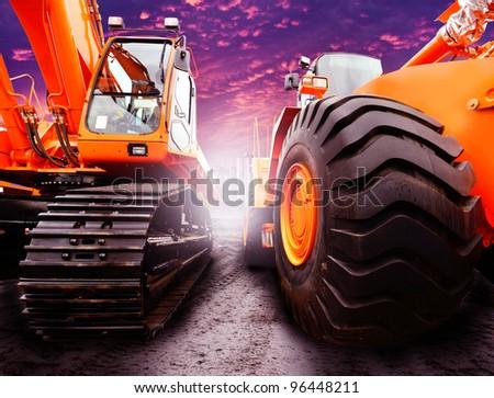 powerful tractors on guard development