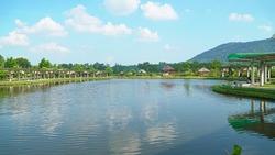 Poyotomo Fishing Place, Bintan.  camping place in Bintan, located under Mount Bintan