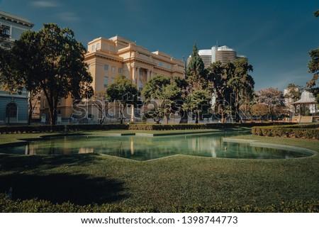 Praça da Liberdade/Liberty Square, in Belo Horizonte, Minas Gerais, Brazil. #1398744773