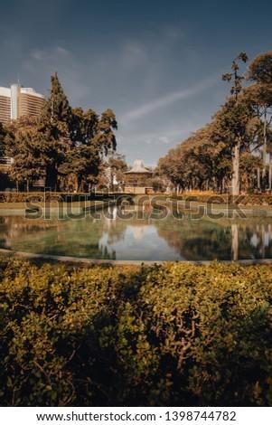 Praça da Liberdade/Liberty Square, in Belo Horizonte, Minas Gerais, Brazil. #1398744782