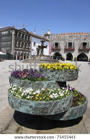 Praca da Republica Viana do Castelo, Portugal