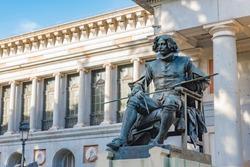 Prado Museum in Madrid, Spain