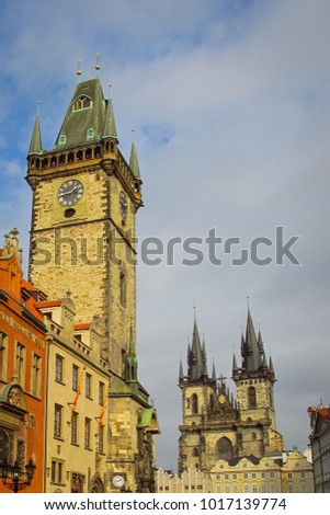 Prague, also known as the Oswego, is a popular tourist destination with a variety of monuments and places of interest as well as people  #1017139774