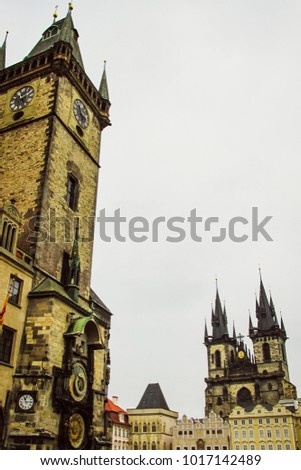 Prague, also known as the Oswego, is a popular tourist destination with a variety of monuments and places of interest as well as people  #1017142489