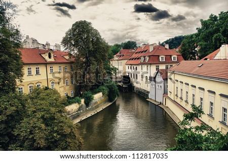 Prague, Czech Republic - Medieval European Architecture