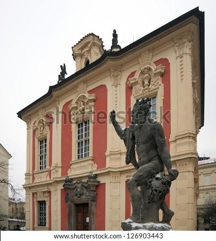 Prague - Vila Amerika, Antonin Dvorak Museum