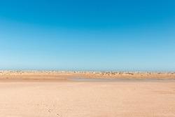 Praia do Cassino, the longest sea beach in the world. Rio Grande do Sul, Brazil