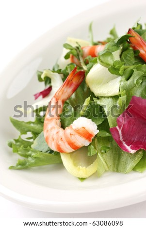 Prawn Salad , Shrimp Salad