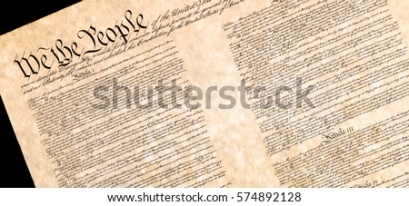 Preamble of the Constitution of the United States