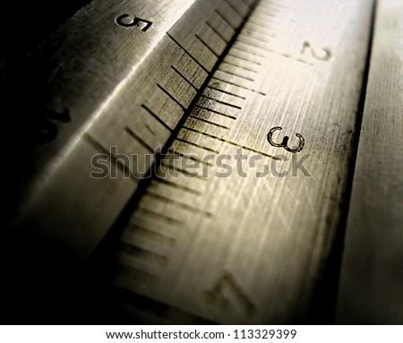 precision measurement tool ストックフォト ©