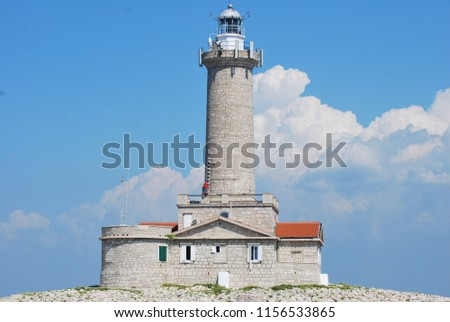 Premantura - lighthouse, beacon #1156533865