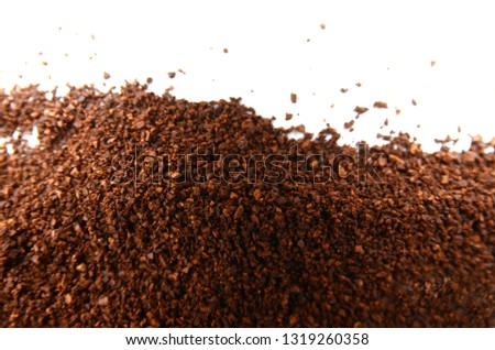 premium ground medium coffee #1319260358