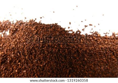 premium ground medium coffee #1319260358