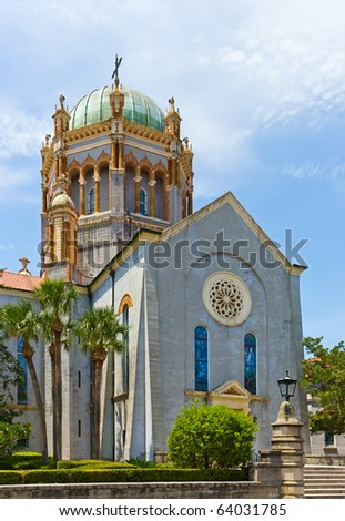 Presbyterian Church in St. Augustine Florida
